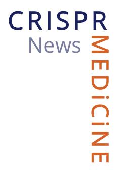 CRISPR Medicine News